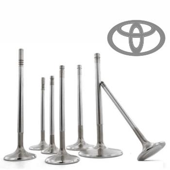 Клапаны Toyota
