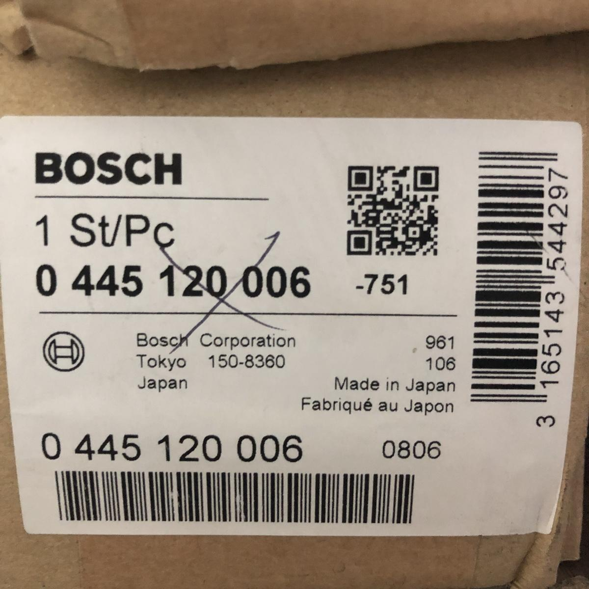 Форсунка 6M70, 0445120006, BOSCH