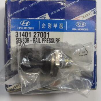 Датчик давления топлива CRDI на рампе 31401-27001, MOBIS