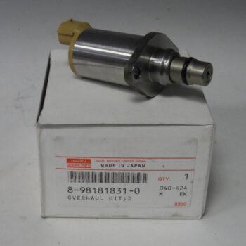 Клапан ТНВД 294200-1221, 294200-0650, 8-98181-831-0, ISUZU